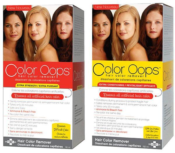 I M Blue Color Oops Prism Lites Amp Blue Hair Dye Review