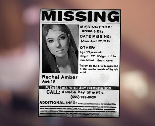 Rachel Amber Mystery