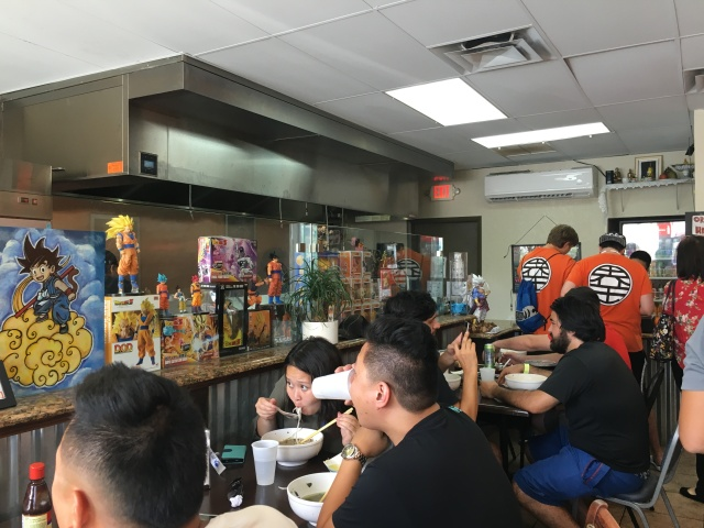 Soupa Saiyan Restaurant Review Let S Get Galactic