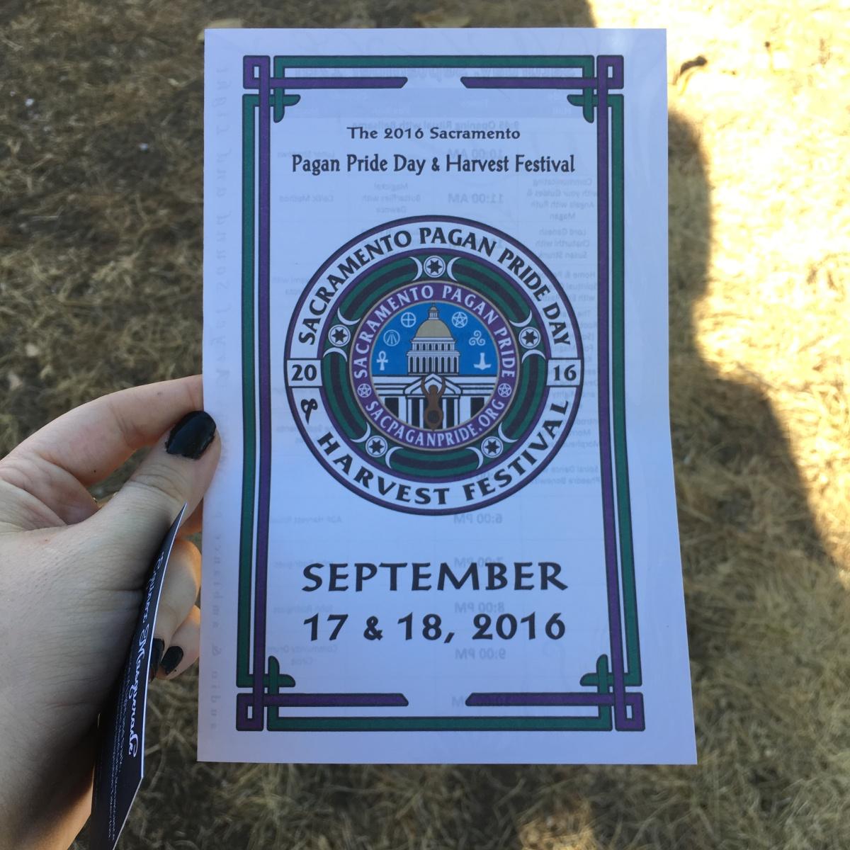 Sacramento Pagan Festival (2016)