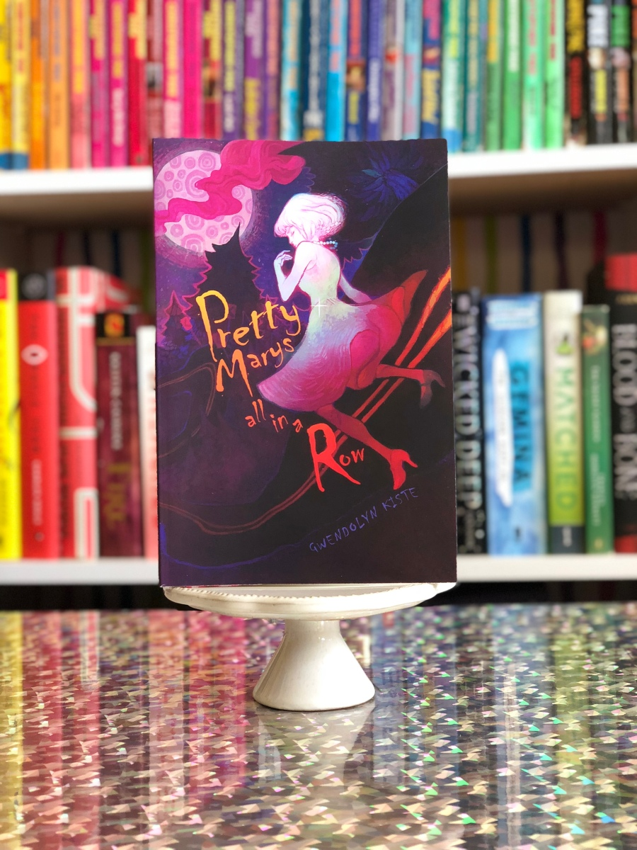 Book Review - Pretty Marys All In A Row by Gwendolyn Kiste
