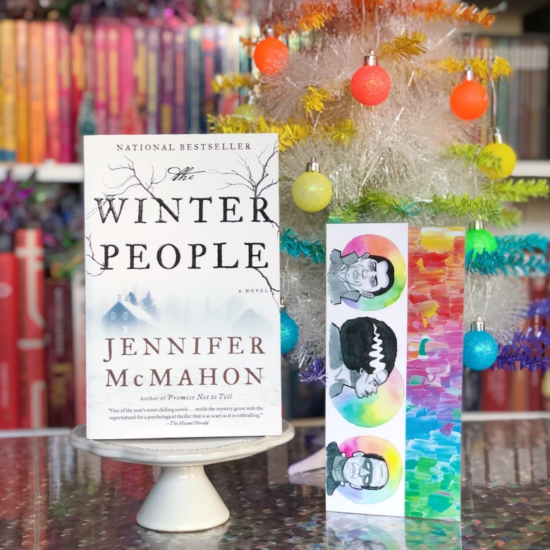 The Winter People by Jennifer McMahon book cover