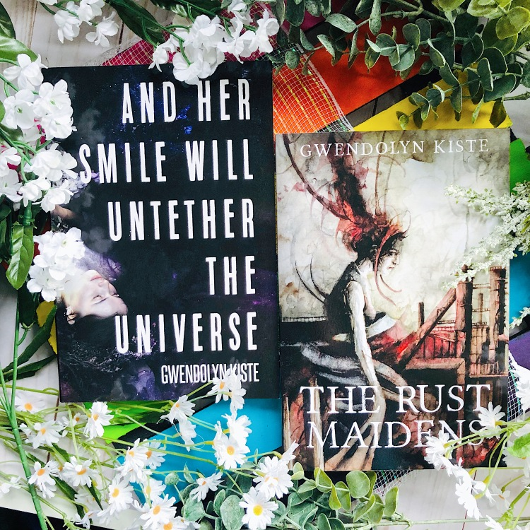 Gwendolyn Kiste Book Covers