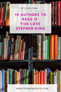 10 Authors if you love King 3