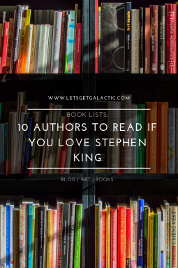 10 Authors if you love King