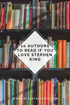 10 Authors if you love King2