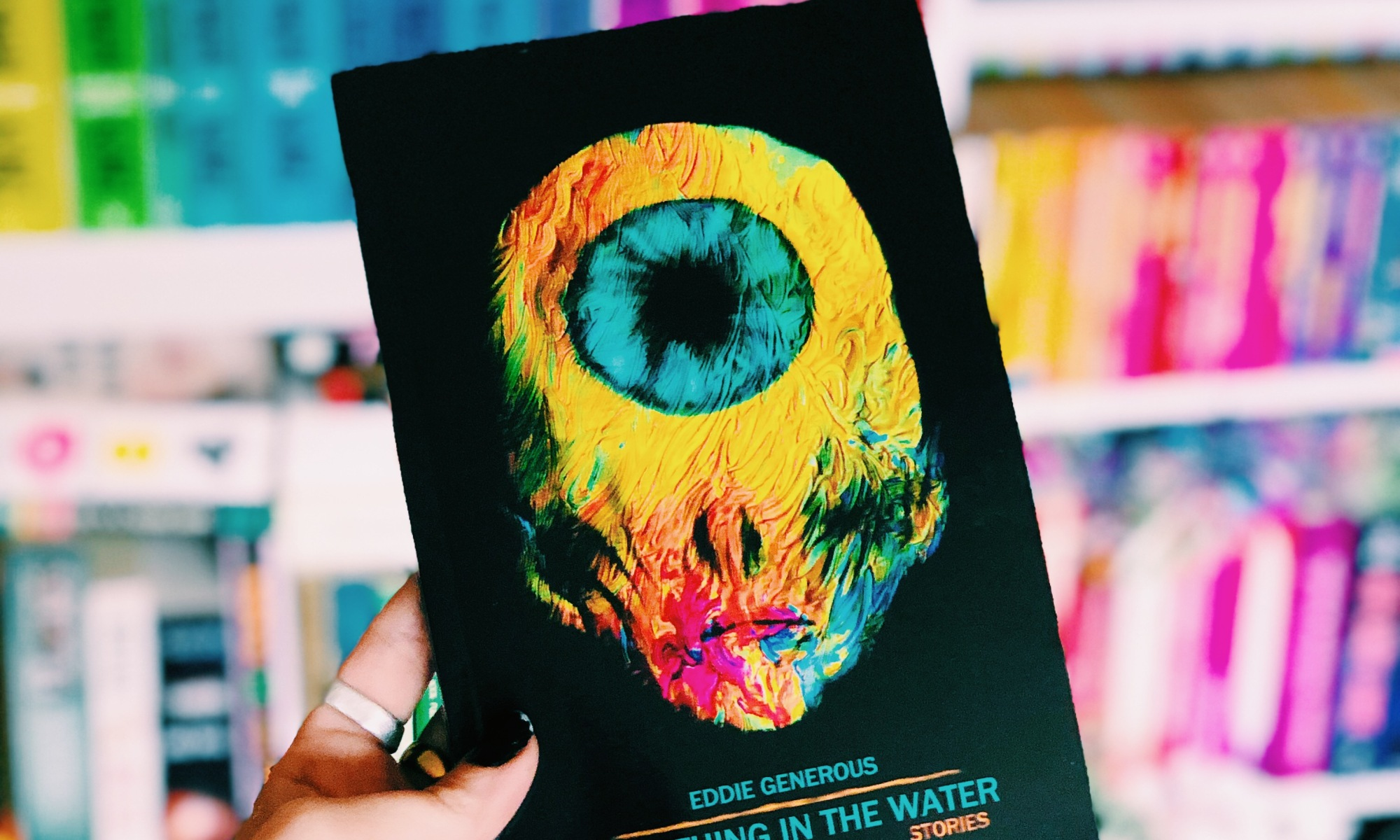 Something in the Water by Eddie Generous book review