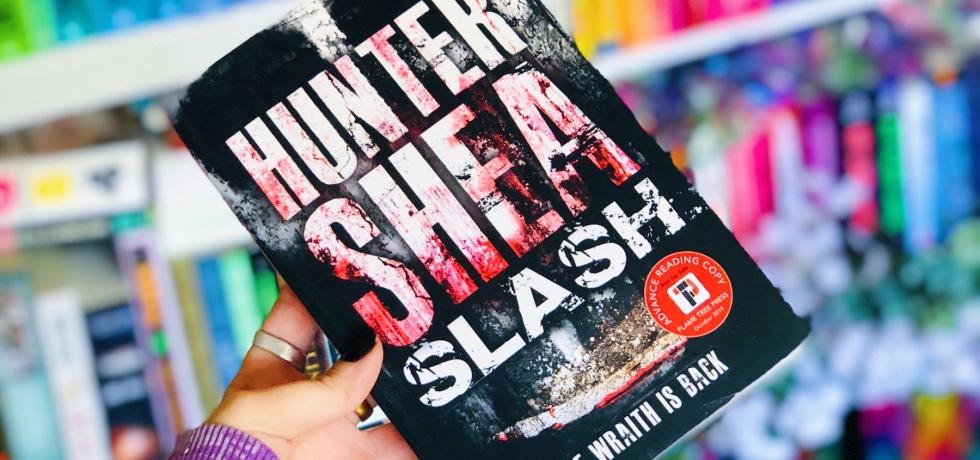 Slash by Hunter Shea Book Review