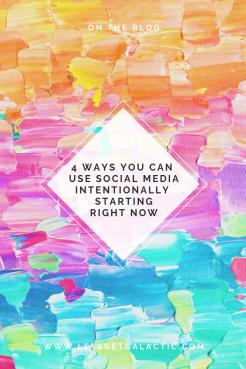 Social Media Intentionally2