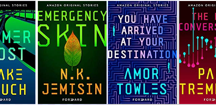 Amazon Forward Series Sci Fi Books