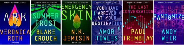 Amazon Forward Series Sci Fi Books