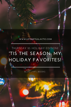 My Holiday Favorites