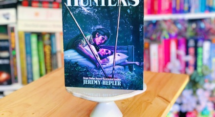 Cricket Hunters Book Review by Jeremy Hepler