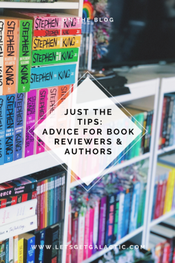 Just the Tips_ Advice for Book Reviewers & Authors_Pubs