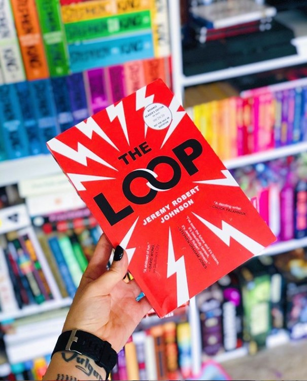 The Loop by Jeremy Robert Johnson Book Review